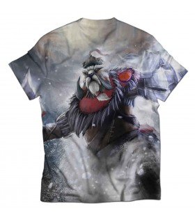Tusk all over printed t-shirt