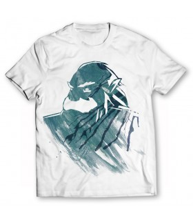Zeus printed graphic t-shirt