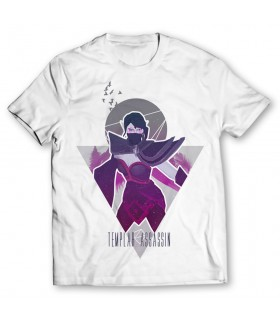 Templer assassin printed graphic t-shirt