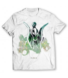 Rubick printed graphic t-shirt