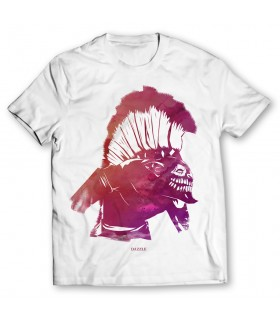 Dazz;e printed graphic t-shirt
