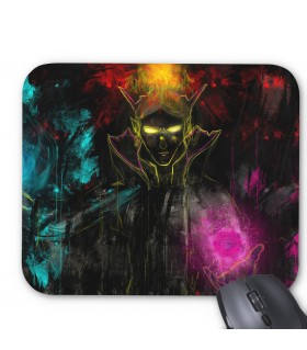 Invoker Wizard printed mouse pad