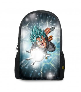 vegito printed backpacks