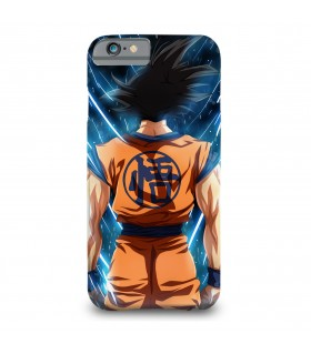 goku printed mobile cover