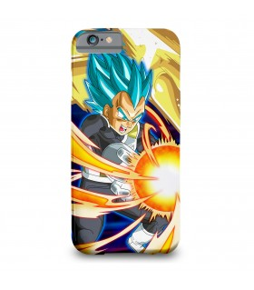 vegeta printed mobile cover