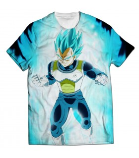 vegeta all over printed t-shirt