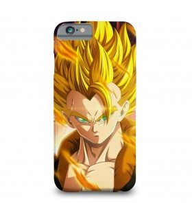 gogeta printed mobile cover