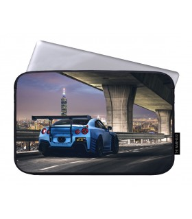 skyline gtr printed laptop sleeves