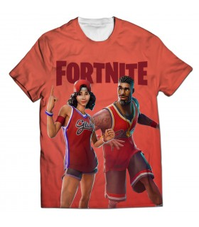 fortnite all over printed t-shirt