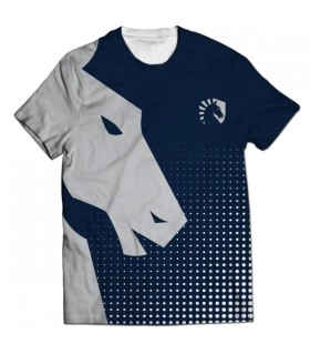 team liquid all over printed t-shirt