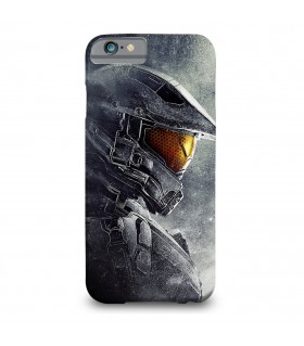 halo printed mobile cover
