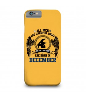 december printed mobile cover