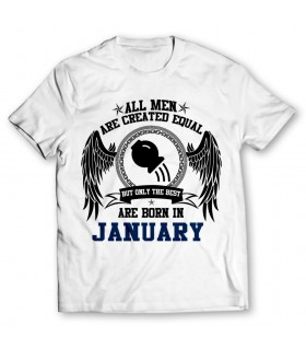 january printed graphic t-shirt