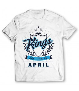 April Printed Graphic T Shirt