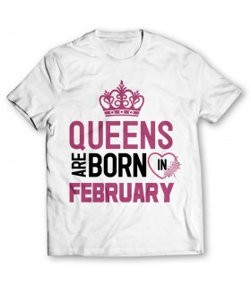 queens printed graphic t-shirt