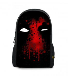 deadpool printed backpacks