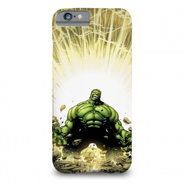 hulk printed mobile cover