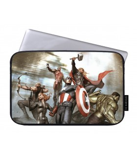 avengers printed laptop sleeves