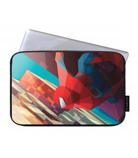 spider man printed laptop sleeves