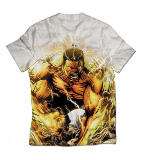 angry hulk all over printed t-shirt
