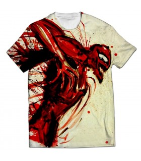 venom all over printed t-shirt