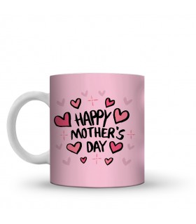 happy mothers day printed mug