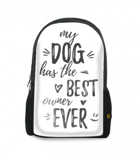best owner printed backpacks