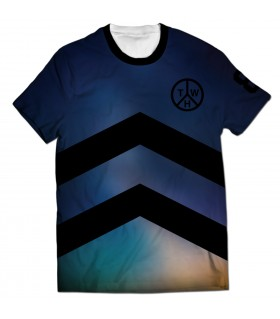 twh summer all over printed t-shirt