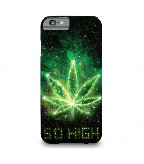 so high printed mobile cover