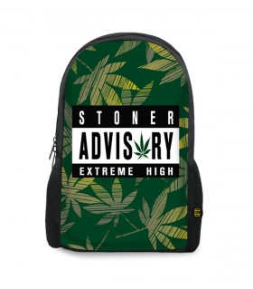 extreme high printed backpacks