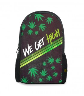 we get high printed backpacks