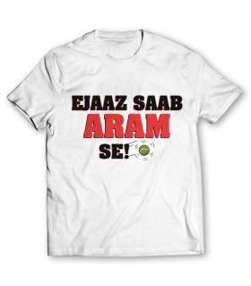 ejaaz saab printed graphic t-shirt