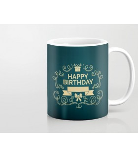happy Birthday Gift PRINTED MUG