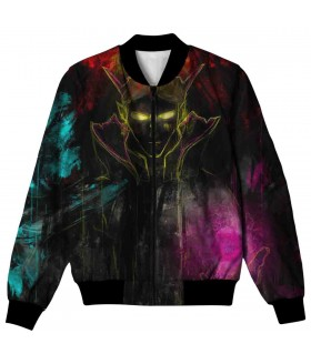 INVOKER WIZARD ALL OVER PRINTED JACKET