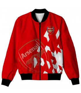 Arsenal  ALL OVER PRINTED JACKET