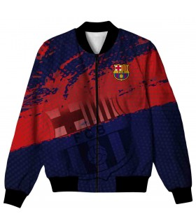 Barcelona ALL OVER PRINTED JACKET