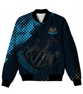 newcastle united ALL OVER PRINTED JACKET