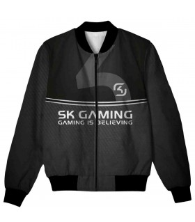 SK GAMING ALL OVER PRINTED JACKET