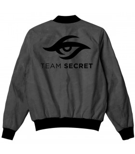 TEAM SECRET ALL OVER PRINTED JACKET