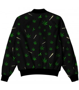 WEED JOINT ALL OVER PRINTED JACKET