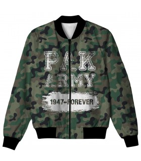 PAK ARMY 1947 ALL OVER PRINTED JACKET