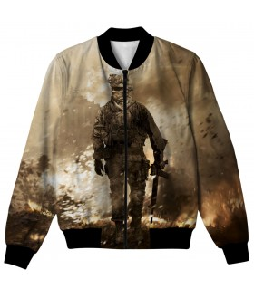 CALL OF DUTY ALL OVER PRINTED JACKET