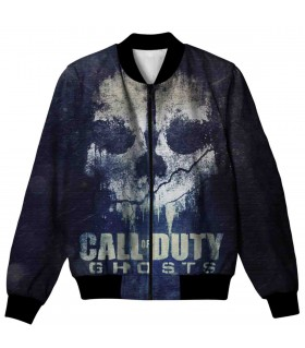 CALL OF DUTY GHOSTS ALL OVER PRINTED JACKET