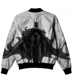 Batman all over printed jacket