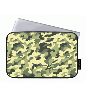 camouflage art printed laptop sleeves