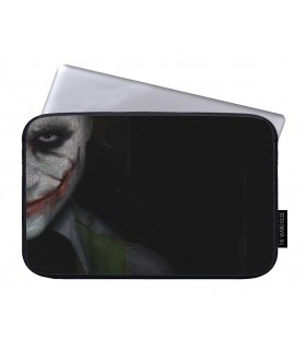 joker art printed laptop sleeves