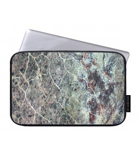 marble art printed laptop sleeves