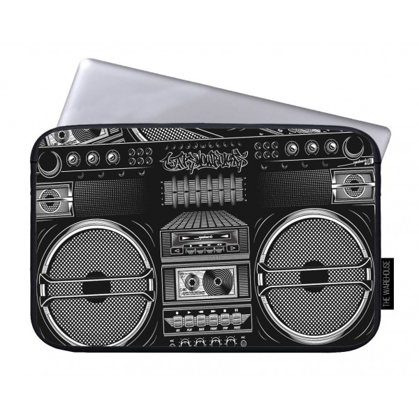 Radio Art Printed Laptop Sleeves