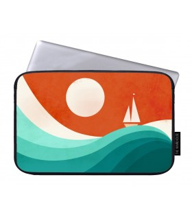 sun art printed laptop sleeves