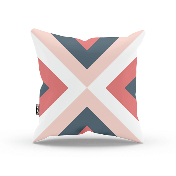 Geometric Patterns Pillow
